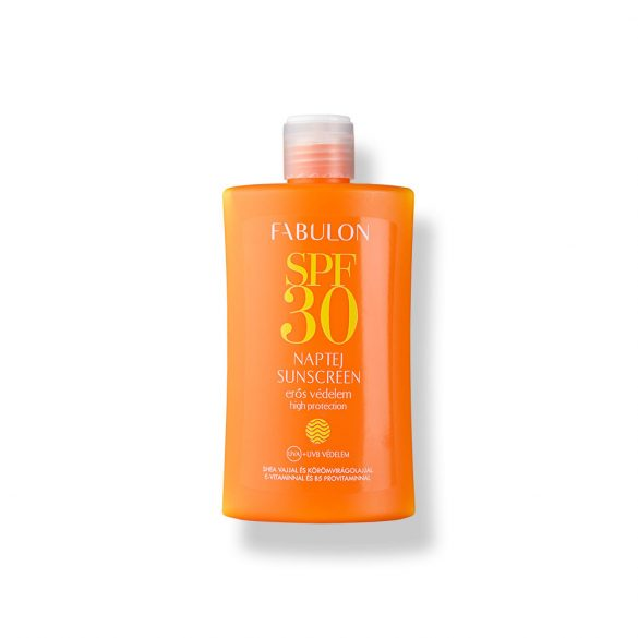 Fabulon Naptej SPF 30 - 200 ml