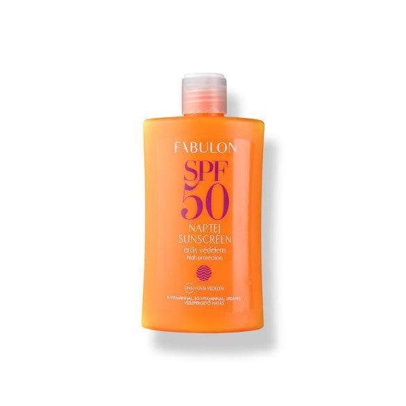 Fabulon Naptej SPF 50 - 200 ml