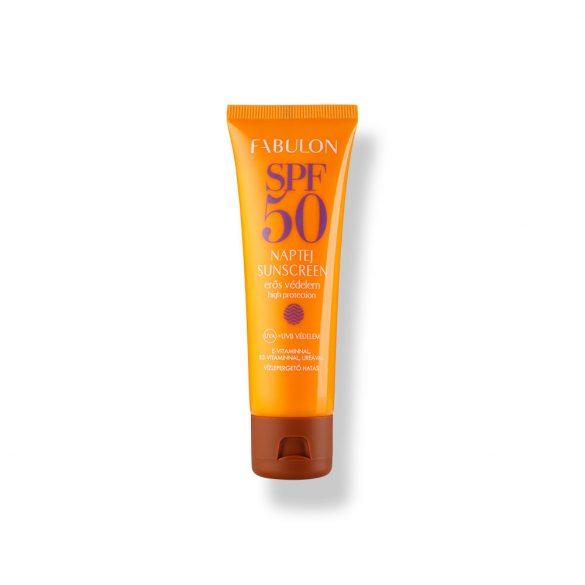 Fabulon Naptej SPF 50 - 50 ml