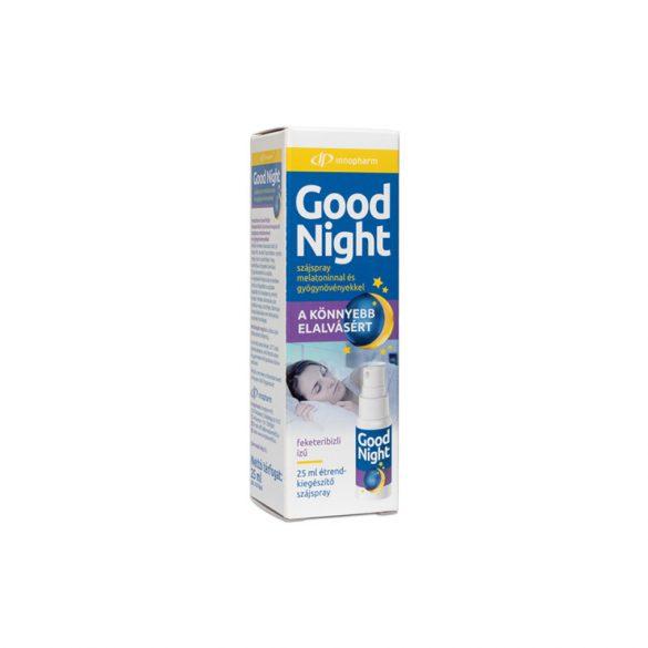 Good Night szájspray melatoninnal és gyógynövényekkel 25 ml