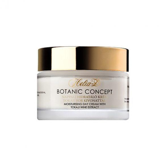 Helia-D Botanic Concept Nappali Hidratáló arckrém száraz/extra száraz bőrre
