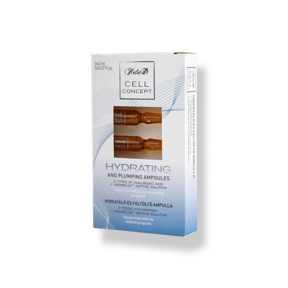 Helia-D Cell Concept Hidratáló és Feltöltő Ampulla 5x2 ml