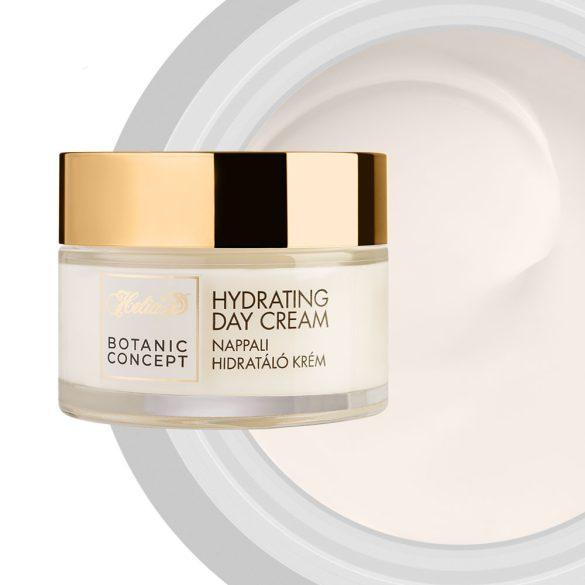 Helia-D Botanic Concept Nappali Hidratáló Krém Tokaji Bor Kivonattal Normál / Kombinált Bőrre 50 ml