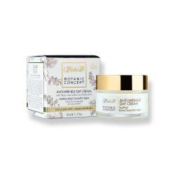 Helia-D Botanic Concept Nappali Ránctalanító Krém Tokaji Bor Kivonattal És Bakuchiollal 50 ml