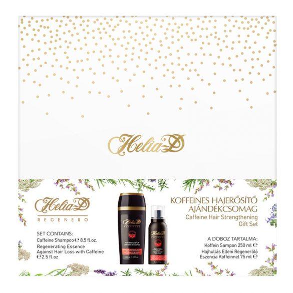 Helia-D Regenero Koffeines Hajerősítő Csomag