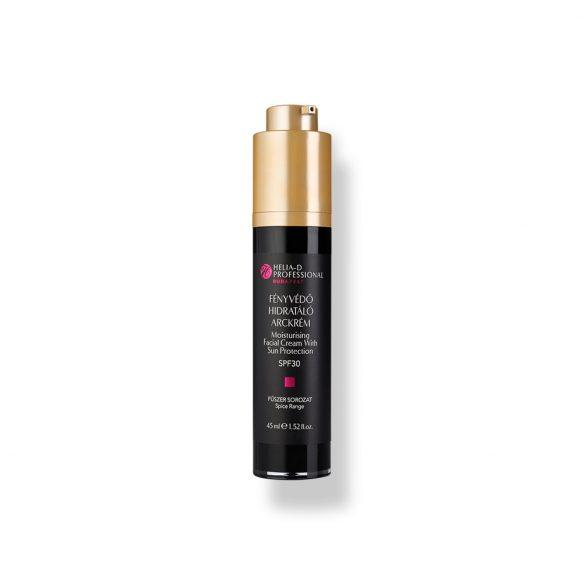 Helia-D Professional Fényvédő Hidratáló Arckrém SPF30