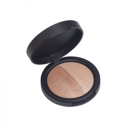 Aden Terracotta Baked Highlighter/Bronzosító Duó