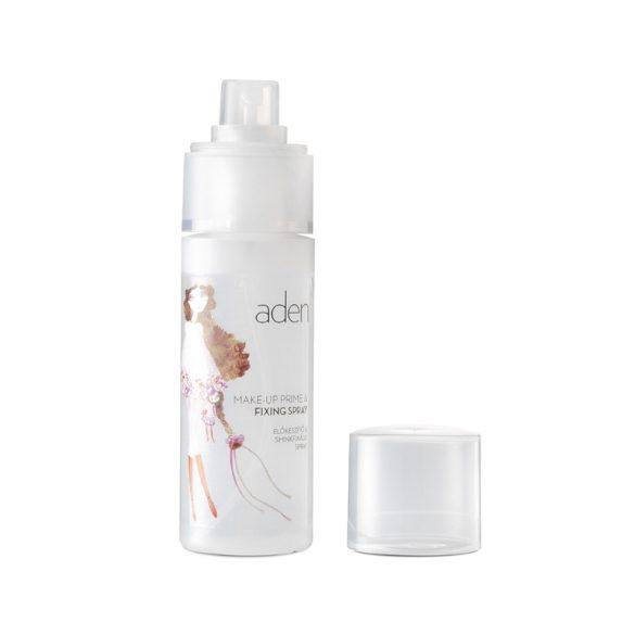 Aden Előkészítő és Sminkfixáló spray - Transparent