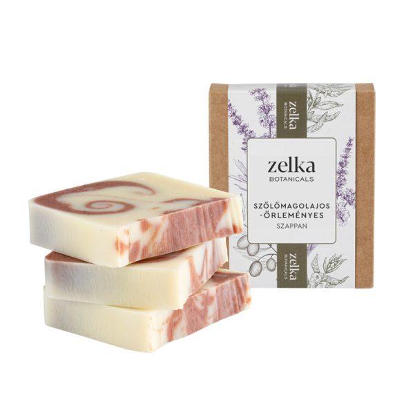 Zelka Szőlőmagőrleményes szappan