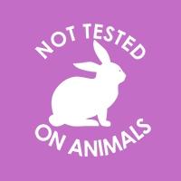 Nem tesztelünk állatakon!