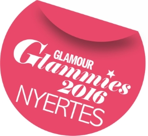 Glamour Glammies 2016 I. helyezett