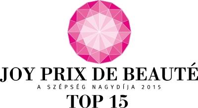 Joy Prix de Beauté TOP 15 termék díj 2016
