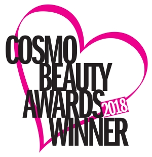 COSMO BEAUTY AWARDS WINNER 2017