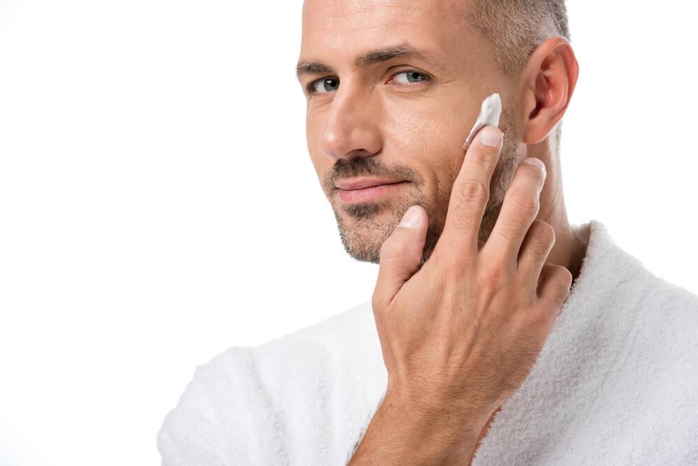 Férfi arcápolás – szükség van rá?