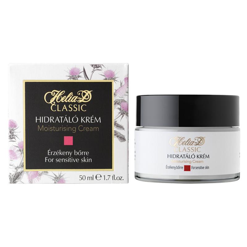 Helia-D Classic hidratáló arckrém érzékeny bőrre