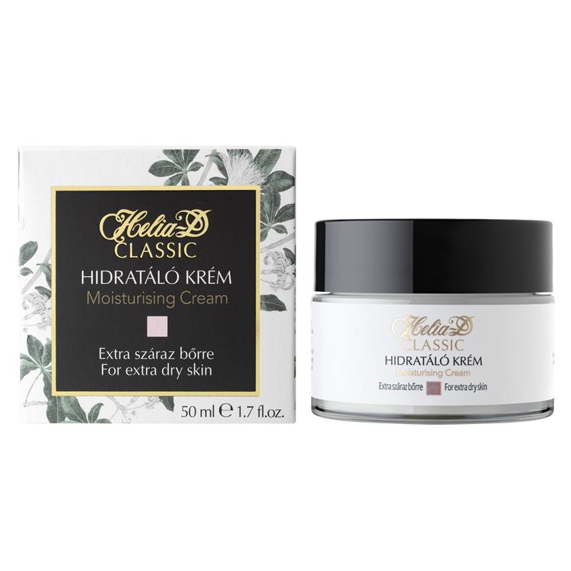 Helia-D Classic hidratáló arckrém extra száraz bőrre