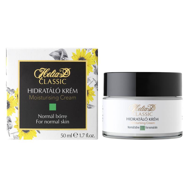 Helia-D Classic Nappali hidratáló krém normál bőrre - ÚJ