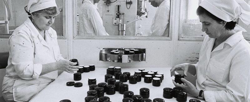 A Helia-D gyártása