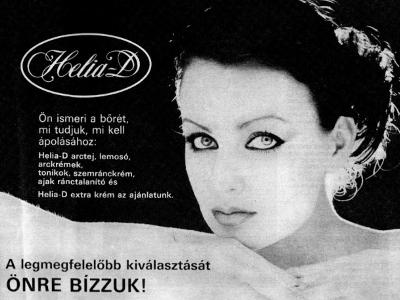 A Helia-D márka története