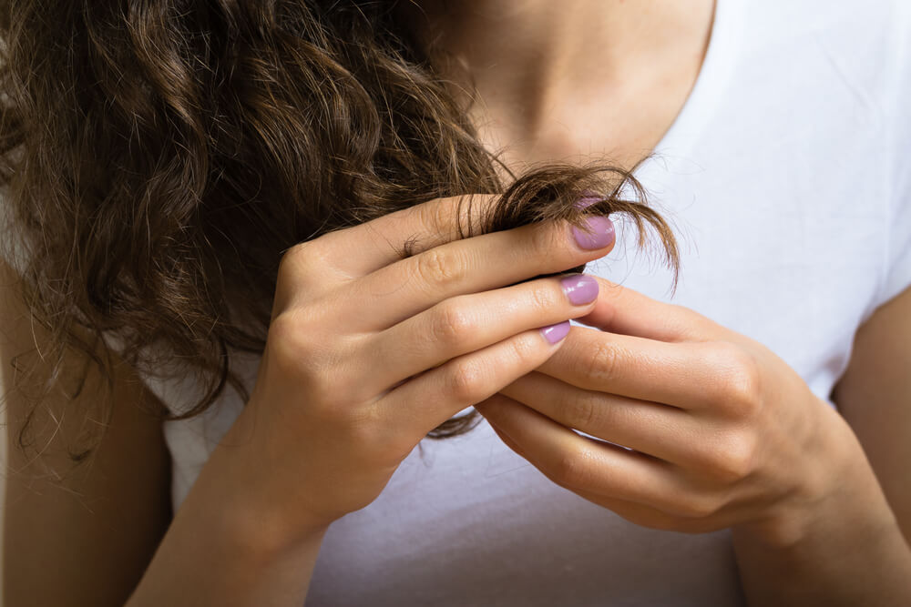 Belső táplálás szépségvitamin alkalmazásával (haj, köröm)
